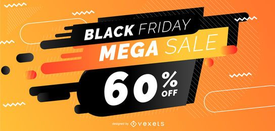 Black friday slider design
