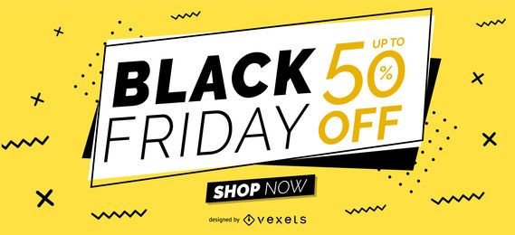 Black friday web slider