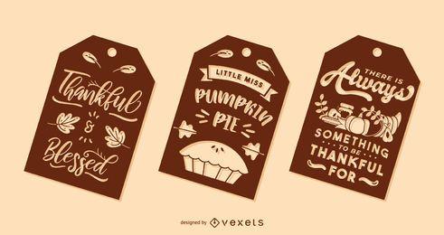 Thanksgiving-Tag gesetzt