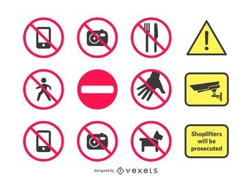 18 Warning Signs