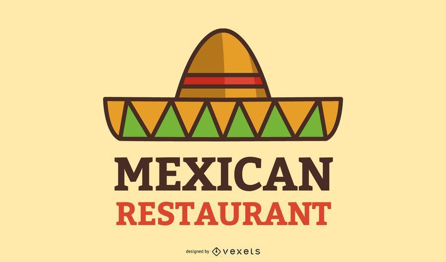 Diseno De Logotipo De Negocios De Comida Mexicana Descargar Vector