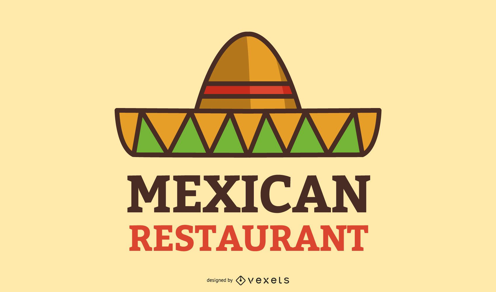 Mexican Food Business Logo Design