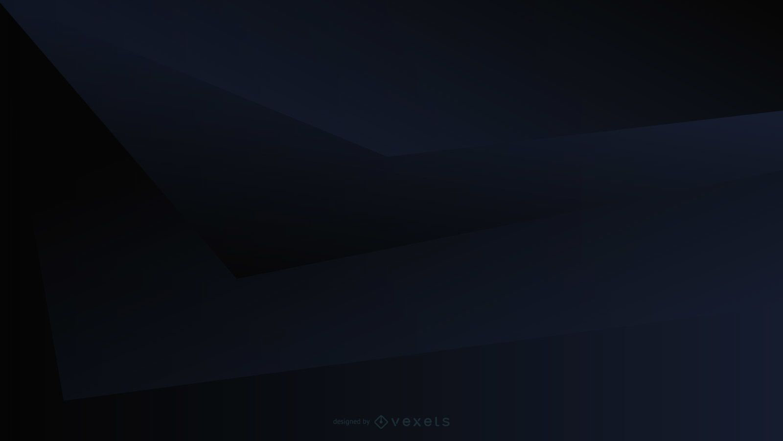Black abstract background design