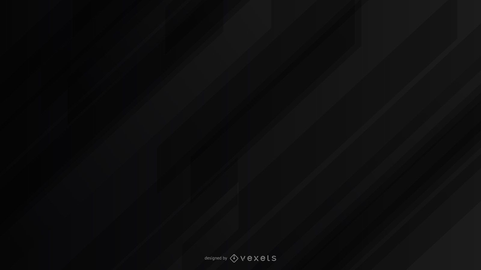 Black background abstract design