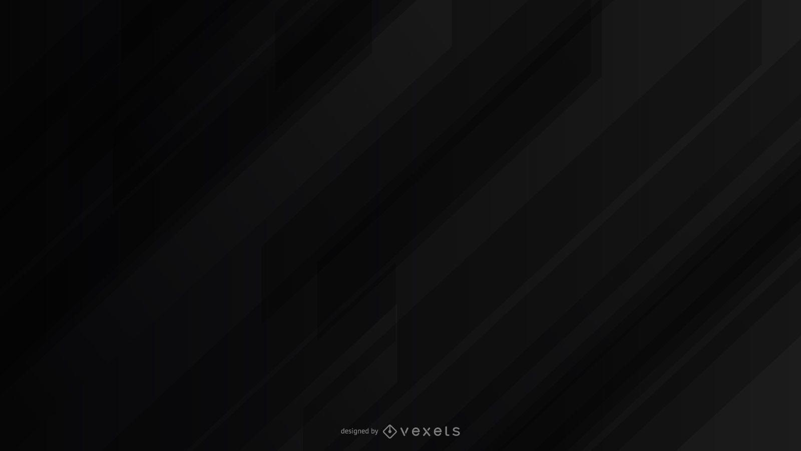 Desenho abstrato de fundo preto