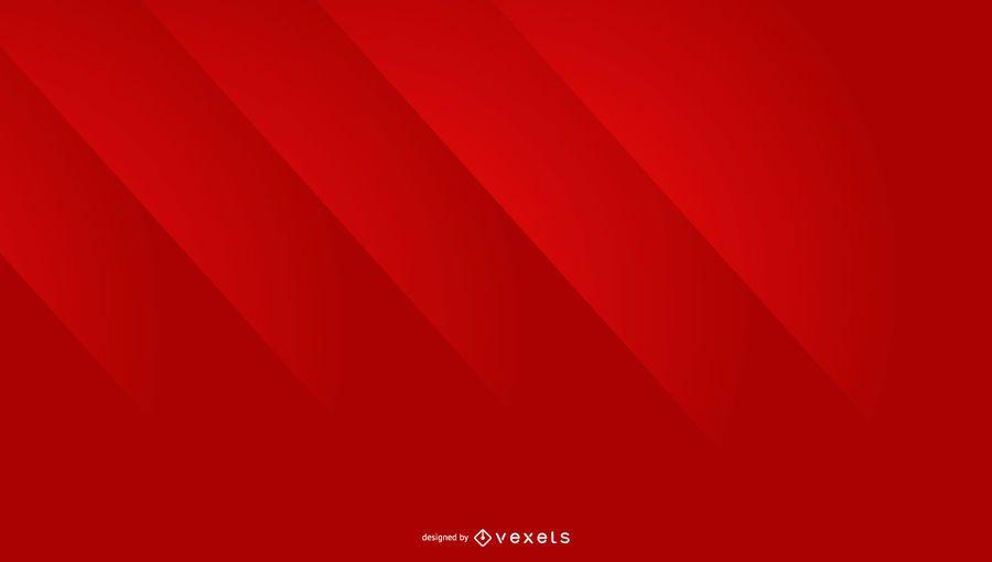 Desenho abstrato de fundo vermelho