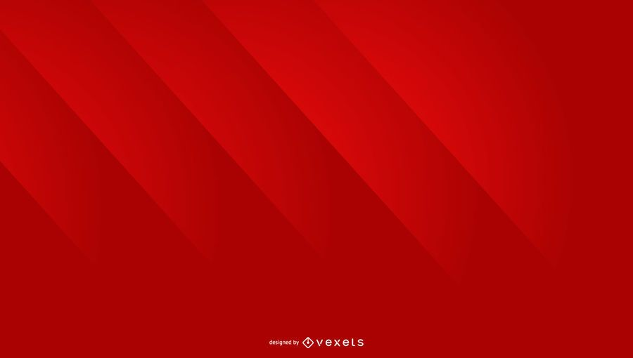 Red background abstract design