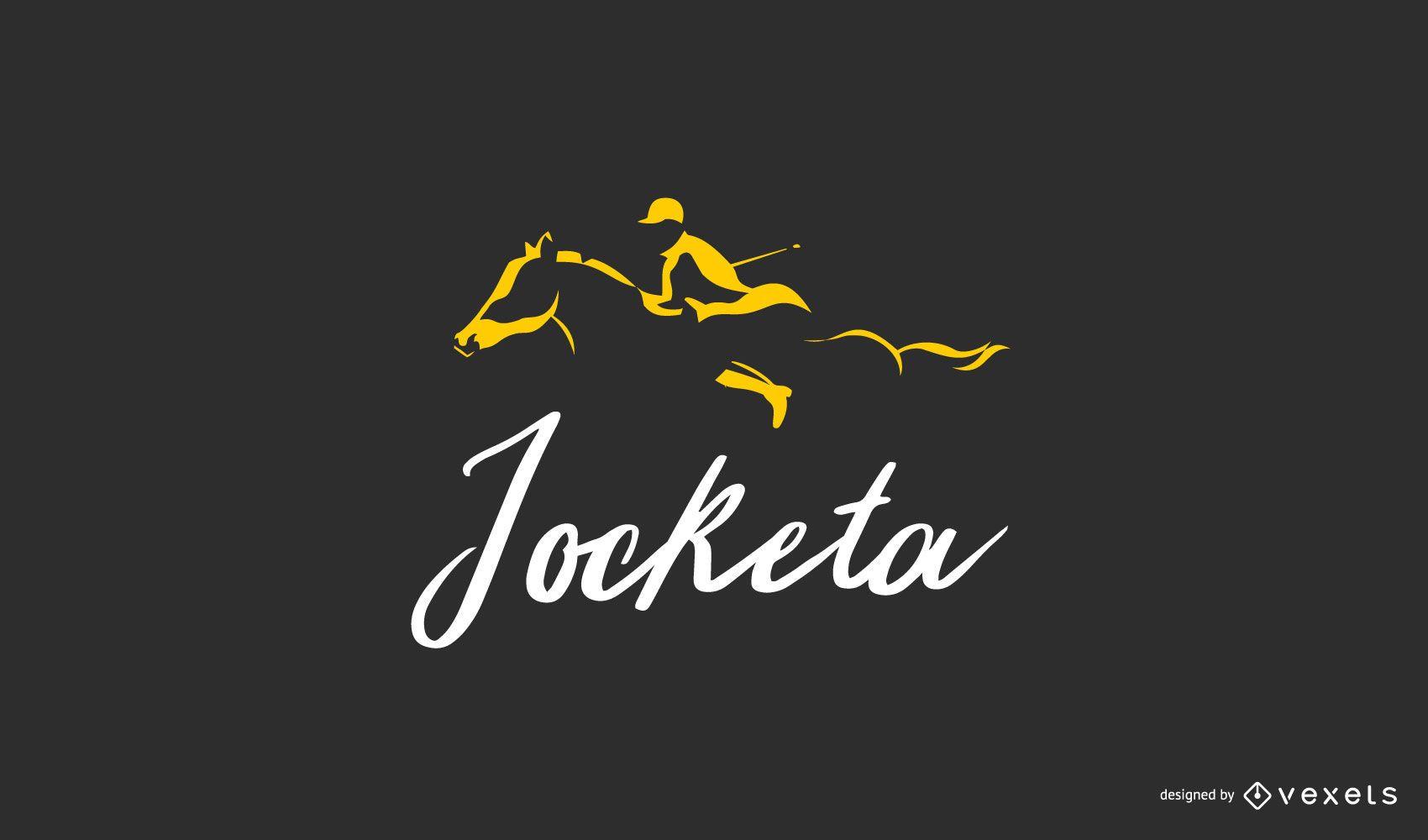 Logotipo da Jockey