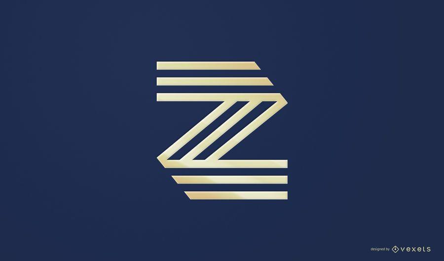 Abstract Z Logo Design