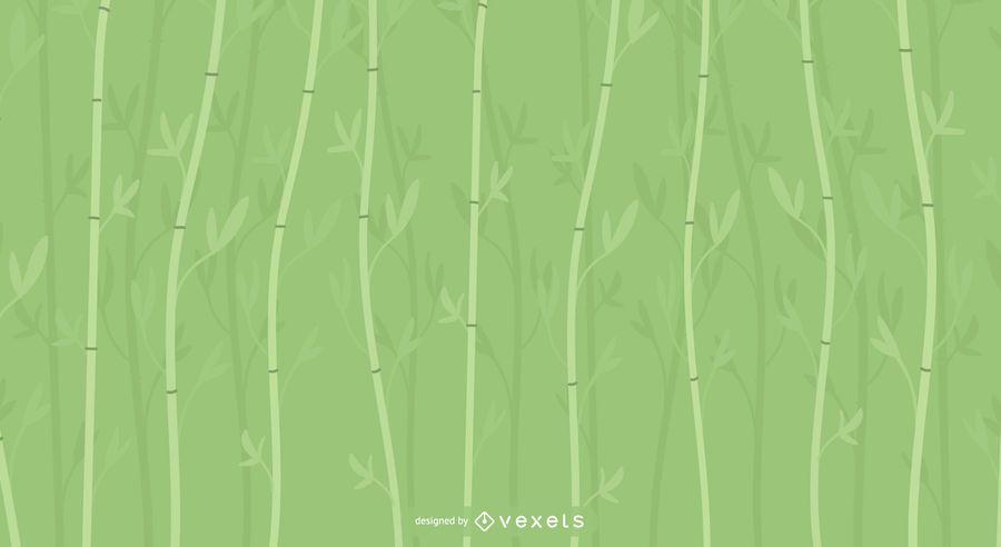Bamboo background design