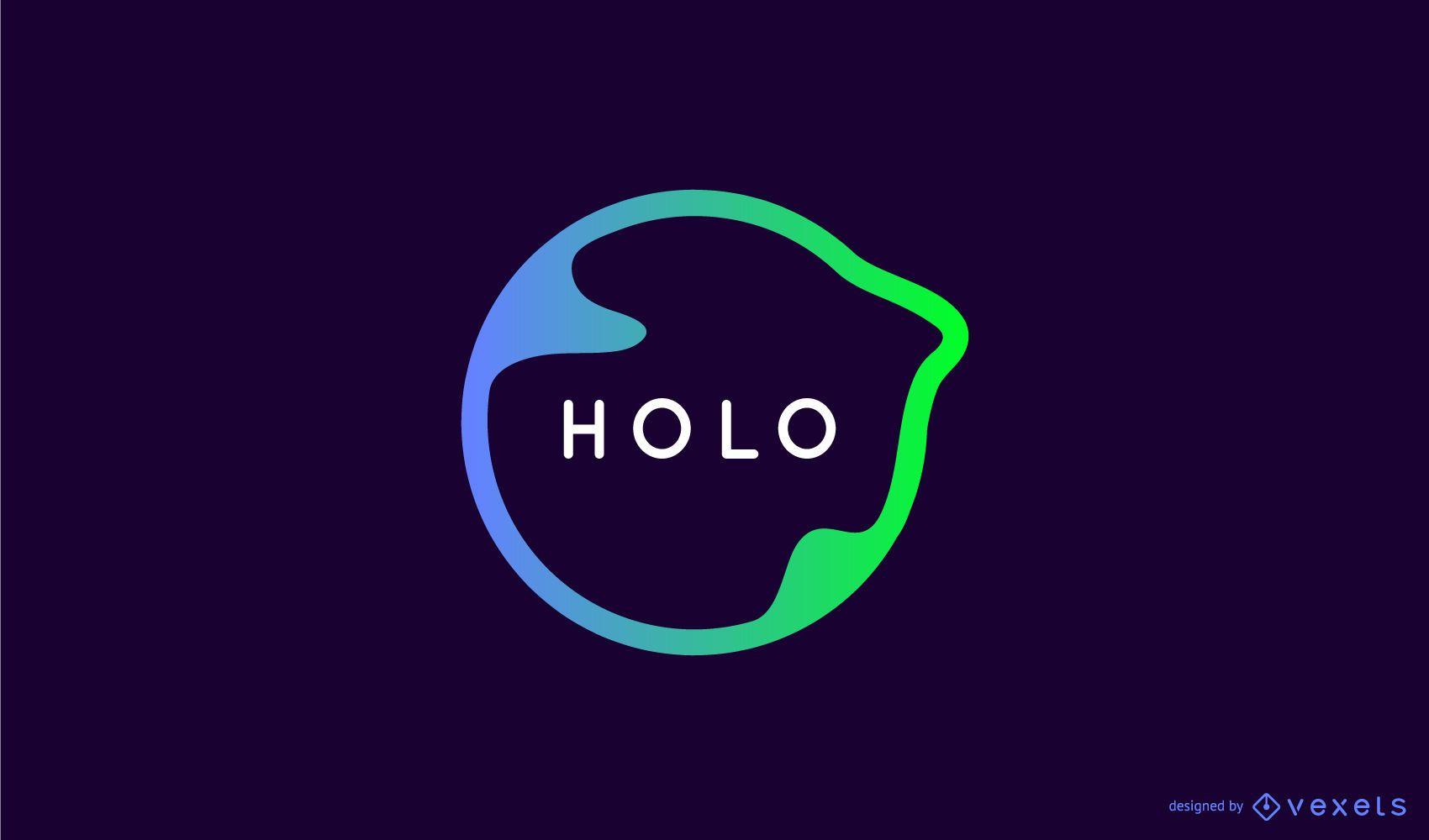 Diseño de logotipo Creative Flow