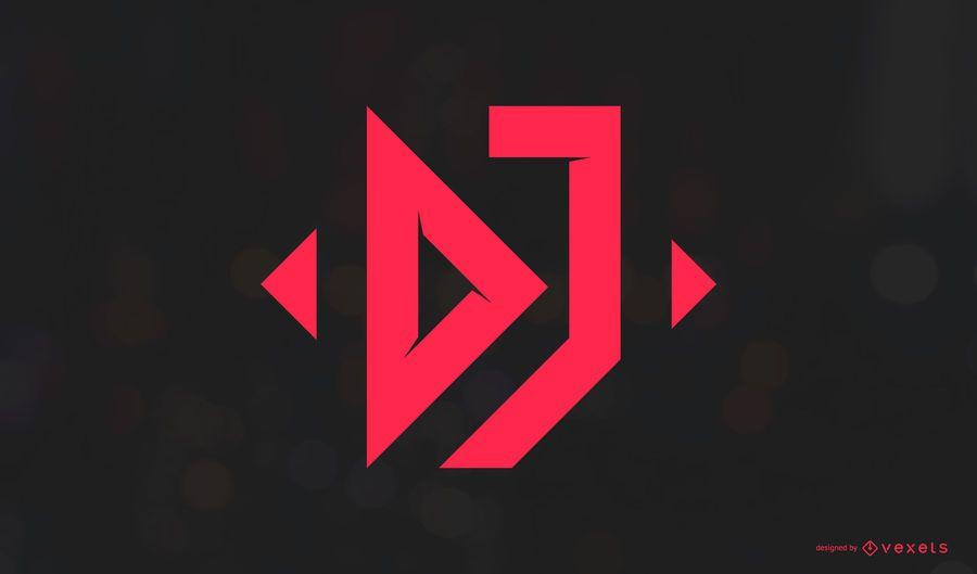 Diseño de Logo de DJ Music