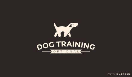 Hundetraining Logo Vorlage