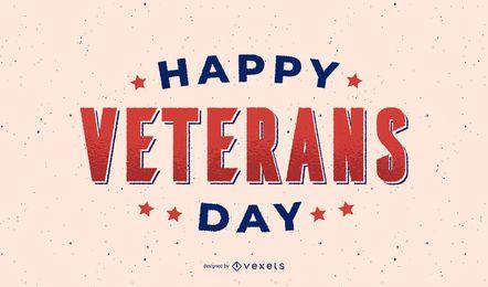 Letras de feliz día de los veteranos
