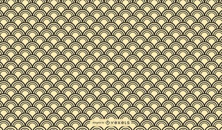 Asian pattern design