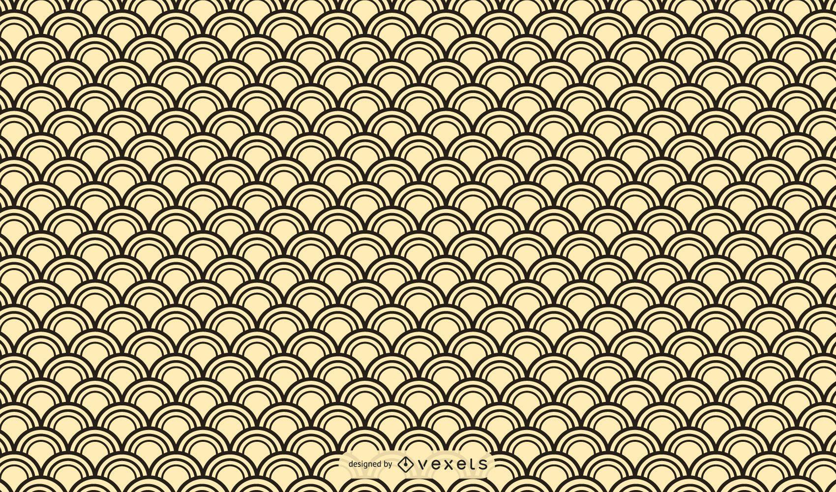 Asian pattern design