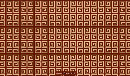Projeto geométrico padrão chinês