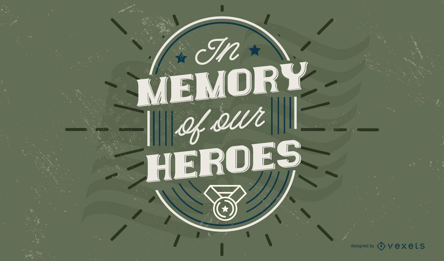 Veterans Day Quote Design