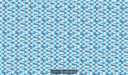 Desenho de padrão de quadrados geométricos