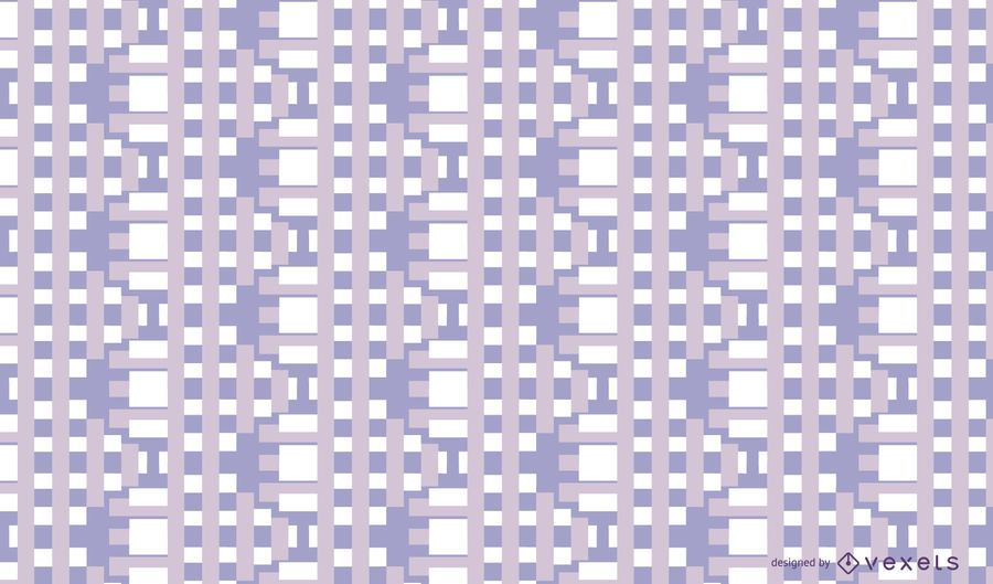 Rectangles abstract pattern design