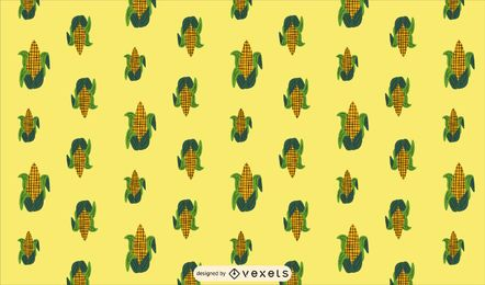 Corn pattern design