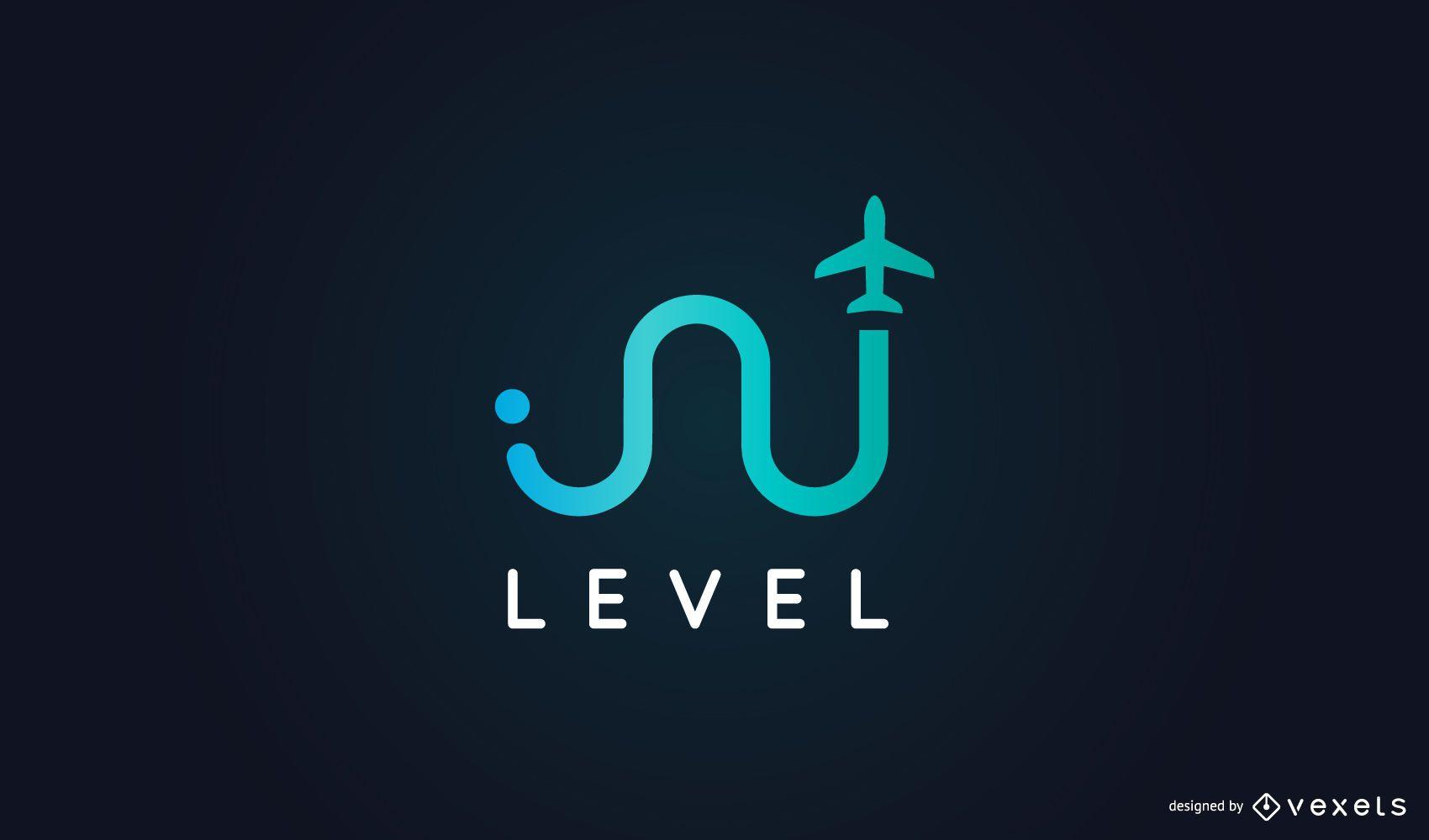 Diseño de logotipo de empresa de viajes