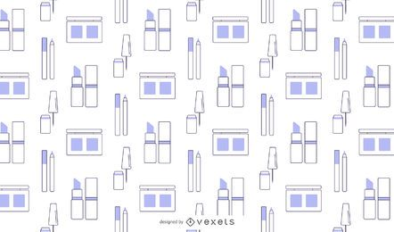 Makeup Artist Elements Pattern