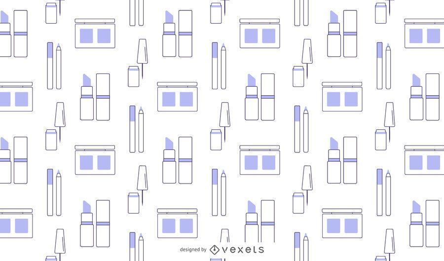 Makeup Artist Elements Pattern