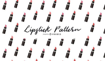 Lipstick pattern design