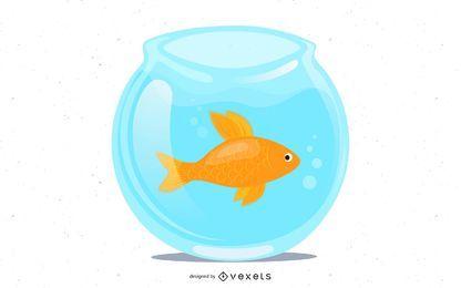 Saltando Goldfish