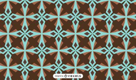 Projeto abstrato padrão geométrico