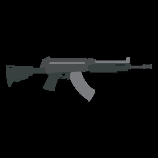 Cargador arma pistola plana Transparent PNG
