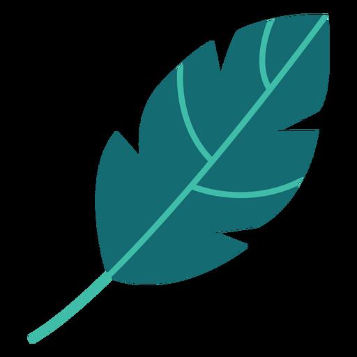 Hoja planta arbustos arbol planta plana Transparent PNG
