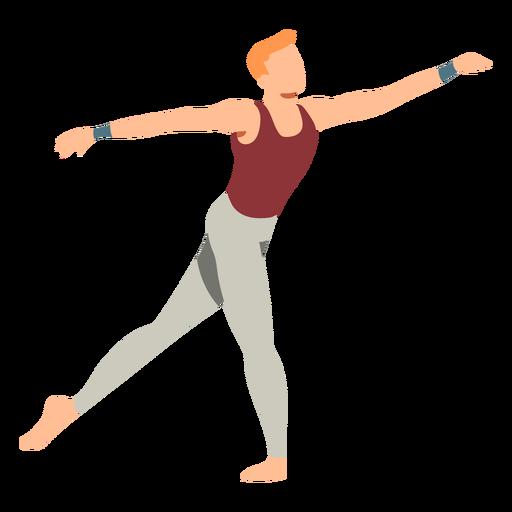Postura leggins ballet bailarina ballet plano Transparent PNG