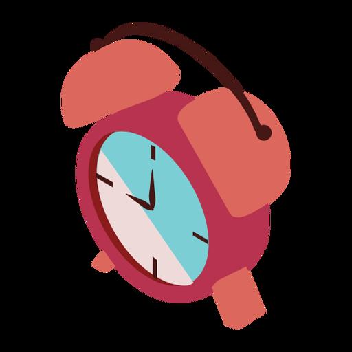 Seta de relógio despertador plana Transparent PNG