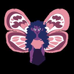 Fairy wing flat