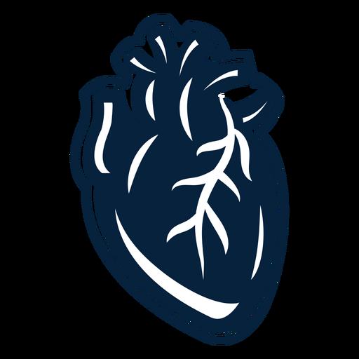 Herz Sticker Abzeichen Transparent PNG