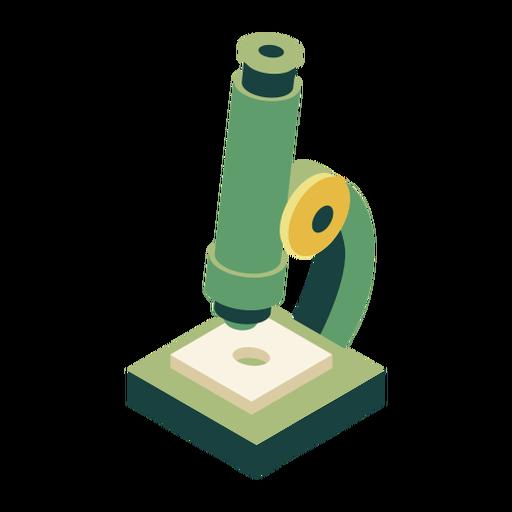 Microscopio óptico aumento plano Transparent PNG