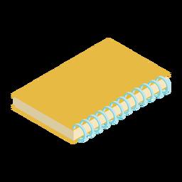Notebook Datebook Tagebuch Copybook flach
