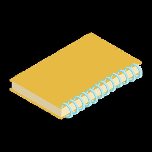 Notebook datebook diary copybook flat Transparent PNG