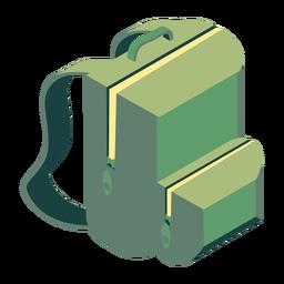 Rucksack knapsack bag satchel flat