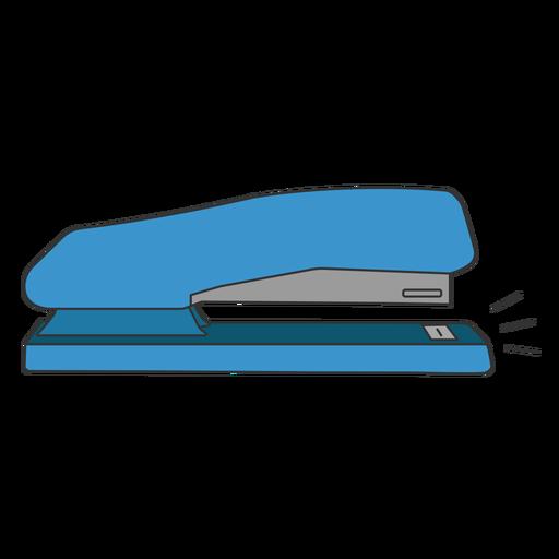 Punzón de grapadora plana Transparent PNG