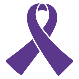 Symbol ribbon detailed silhouette