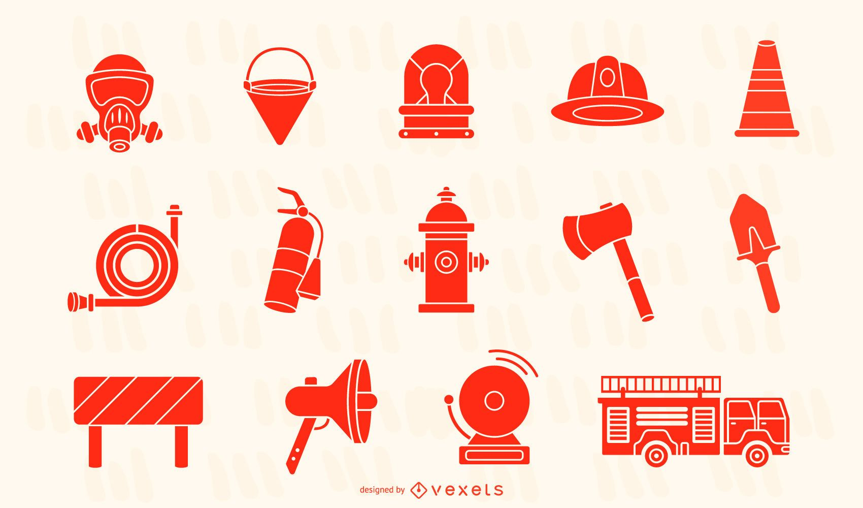 Firefighter elements collection