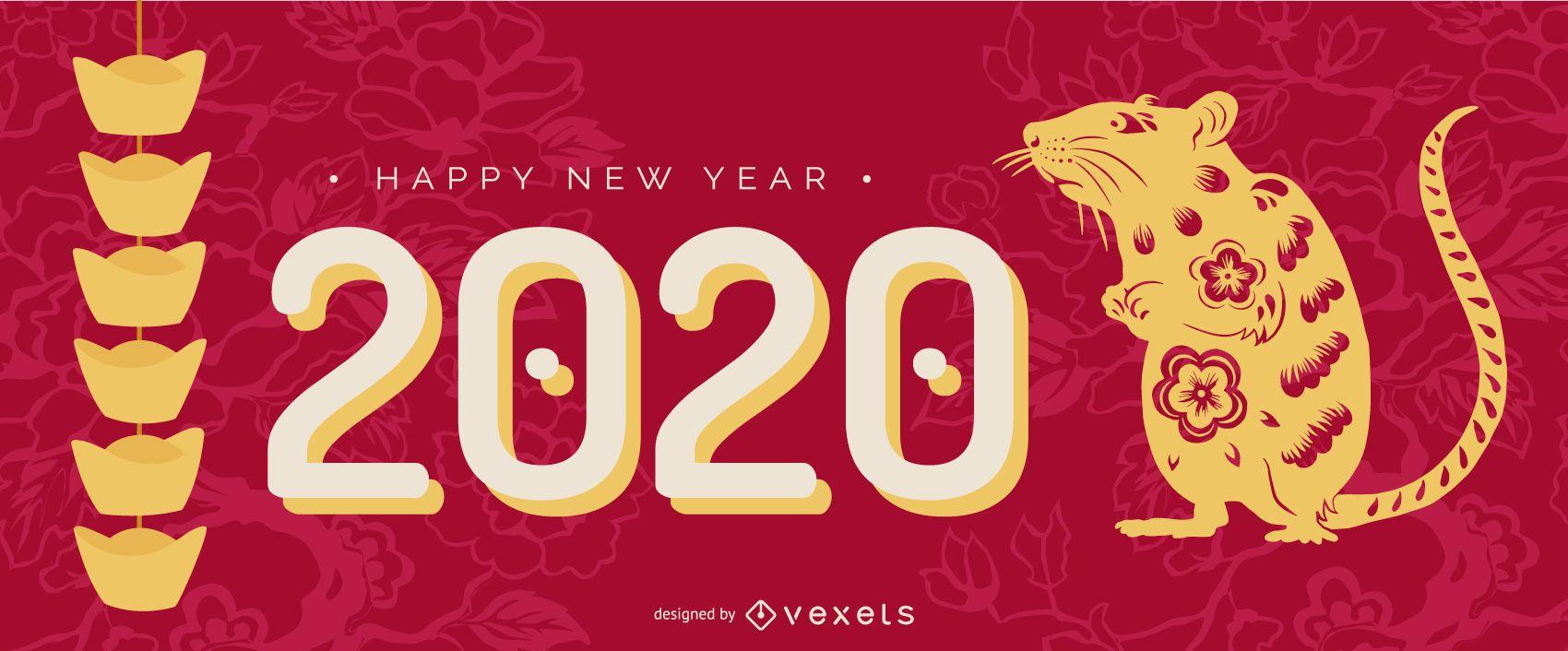 Chinese new year papercut slider