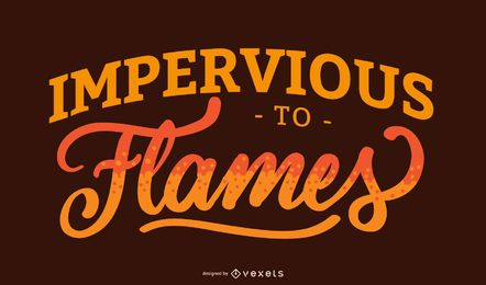 Diseño de cita de letras de bombero