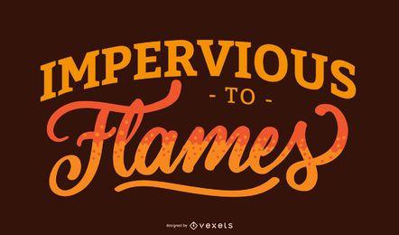 Projeto de citação de letras de bombeiro