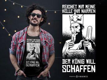 Reichet t-shirt design