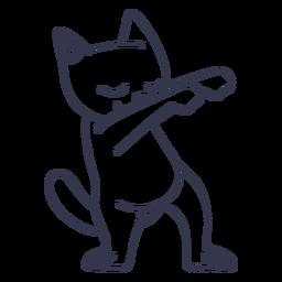 Katzentanz Tanzen Schlaganfall