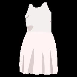 Vestido sarafan flat